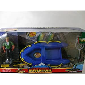 Bass Pro Shops Imagination Adventure Series-Angler Adventure
