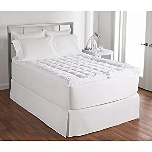 Queen Size 400 Thread Count Cuddle Bed