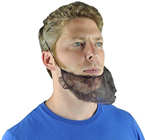 disposable-beard-nets-spun-bonded-polypropylene-with-elastic-band-hospitals-lab-work-1000-brown