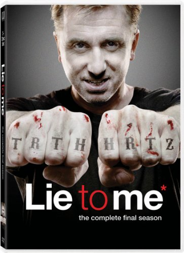 Lie to Me: Season 3 [DVD] [Import]