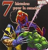 7 histoires pour la semaine avec les héros Marvel
