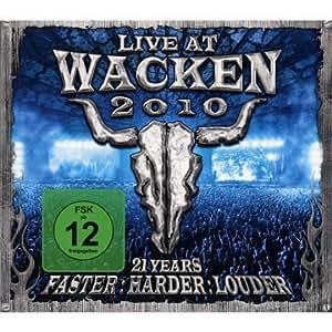 Wacken 2010 - Live At Wacken Open Air incl. BluRay