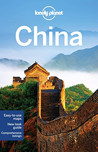 lonely planet china travel guide