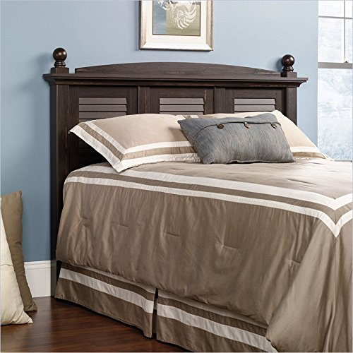 Harbor View Headboard Full/Queen/Antiqued Paint back-747001