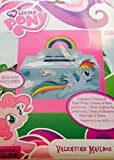 My Little Pony Valentine Mailbox Kit ~ BOX NOT INCLUDED by Hasbro