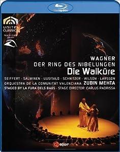 Wagner;Richard Die Walkure [Blu-ray] [Import]