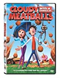Cloudy With a Chance of Meatballs [DVD] [2009] [Region 1] [US Import] [NTSC]