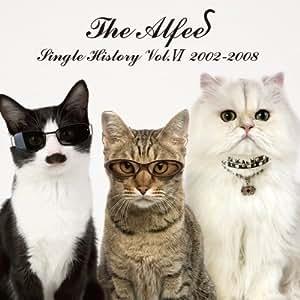 ALFEE - SINGLE HISTORY VOL.VI 2002-2008 ...