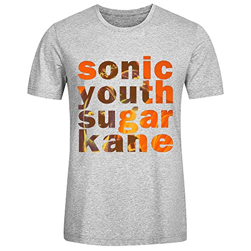 sonic-youth-sugar-kane-graphic-t-shirts-for-men-o-neck-grey
