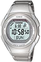 [カシオ]CASIO 腕時計 WAVE CEPTOR ウェーブセプター 電波時計 デジタルモデル WV-57HDJ-7AJF メンズ