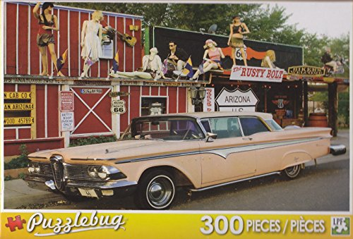 Puzzlebug 300 Piece Puzzle ~ Route 66 Gift Shop - 1
