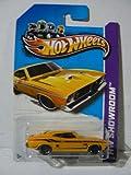 73 Ford Falcon XB '13 Hot Wheels 198/250 (Yellow) Vehicle