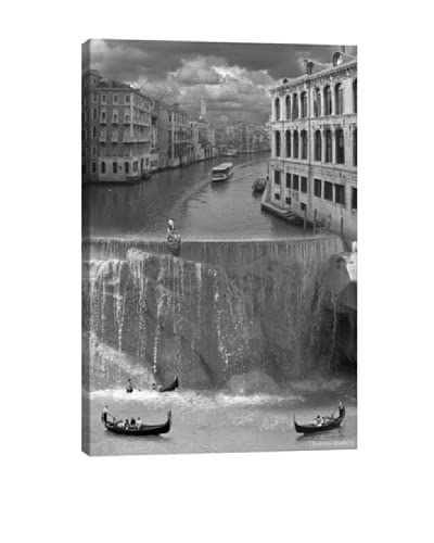 Thomas Barbèy Crash Course In Italian Canvas Print