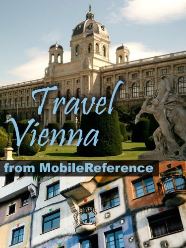 Travel Vienna, Austria 2011 - Illustrated Guide, Phrasebook & Maps (Mobi Travel)