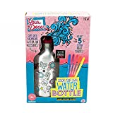 Your Decor Create and Color Water Bottle Kit