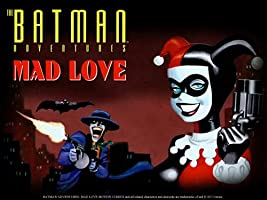 Batman Adventures: Mad Love Motion Comics - Season 1