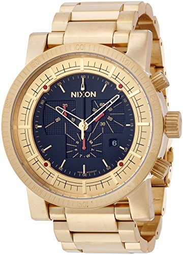 [ニクソン]NIXON MAGNACON SS II: ALL GOLD/BLACK NA457510-00 メンズ 【正規輸入品】