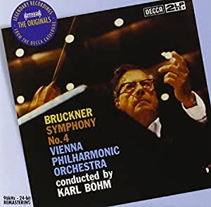 "Bruckner : Symphonie n° 4 ""Romantique"""