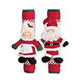 Mr. and Mrs. Claus Appliance Handle Cover