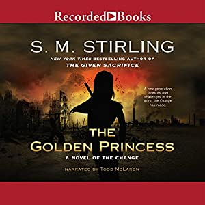 The Golden Princess Audiobook