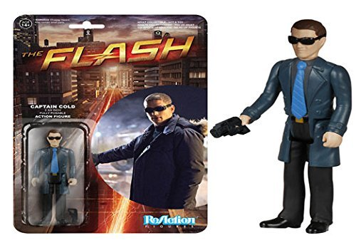 Flash Captain Cold Action Figure