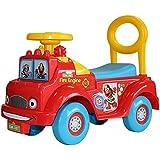 Sesame Street Fire Engine Activity Ride-On