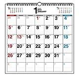 2014年 書き込み式シンプルカレンダー A3変 ([カレンダー])