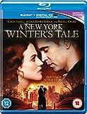 A New York Winter's Tale [Blu-ray + UV Copy] [2014] [Region Free]
