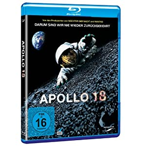 Apollo 18 Bd [Blu-ray] [Import allemand]