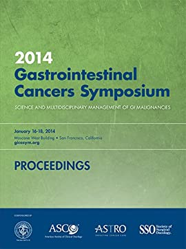 2014 Gastrointestinal Cancers Symposium Proceedings