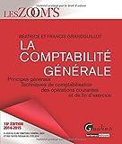 echange, troc Francis Grandguillot, Béatrice Grandguillot - La comptabilité générale 2014-2015