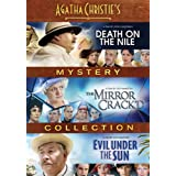 Agatha Christie Mystery Collection: Death on the Nile/Evil Under the Sun/The Mirror Crack&#39;dby Peter Ustinov