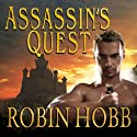 Assassin's Quest: The Farseer Trilogy, Book 3 Audiobook by Robin Hobb Narrated by Paul Boehmer