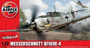Airfix 1:72 Messerschmitt Bf109E-4 (A01008) from Airfix