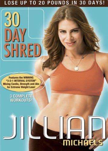 Jillian Micheals 30 day shred DVD