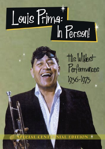 In Person: His Wildest Performances 1936-1973 [DVD] [2011] [Region 1] [US Import] [NTSC]