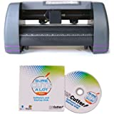 USCutter 14-inch Vinyl Cutter Plotter with SCAL Pro - New Design and Cut Software
