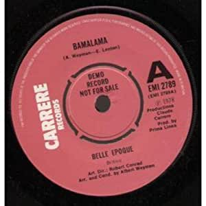 Bamalama - Belle Epoque | Full HD | - YouTube