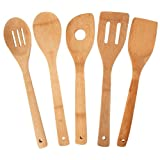 Totally Bamboo 5 Piece Utensil Set