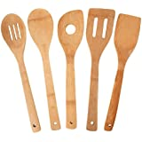 2X Totally Bamboo 5-Piece Utensil Set