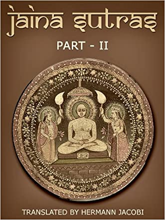 Jaina Sutras (Part II Book 45)