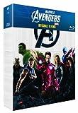 echange, troc Intégrale Marvel : Avengers + Iron Man + Iron Man 2 + L'incroyable Hulk + Thor + Captain America [Blu-ray]