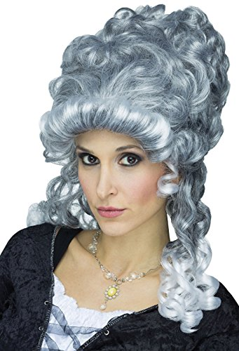 Womens Ghostly Wig