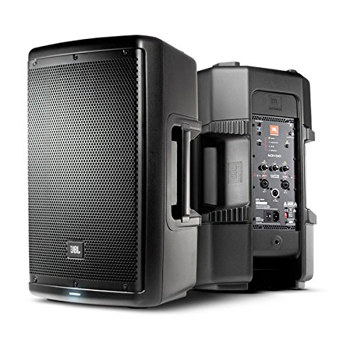JBL EON610 | 10in 2-way Stage Monitor Powered Speaker System