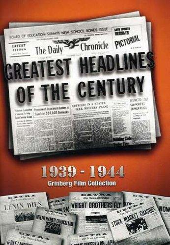 Greatest Headlines of the Century 1941-1945 [DVD] [Import]