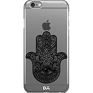 DailyObjects Hamsa The Hand Of God Clear Case For iPhone 6