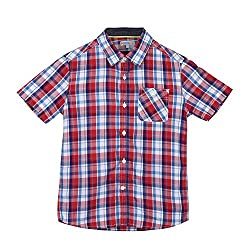 Poppers by Pantaloons Boy's Shirt_Size_7-8 Years