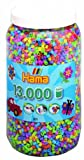 Hama 267-1150 Buegelperlen, 13.000 Stck. Pastell, in Dose von Hama