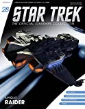Star Trek Collection #28 Marquis Raider Starship Diecast & Magazine Eaglemoss