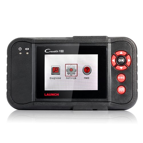 Launch Creader Viii Code Reader 8 Automotive Scan System Same Function of Launch Crp 129